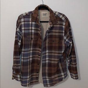 Old Navy Wool Winter Flannel